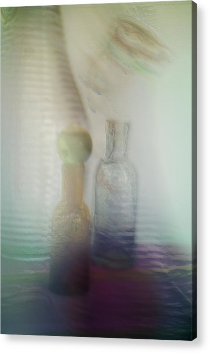 Photography Acrylic Print featuring the photograph Still Life by Marisa Matis