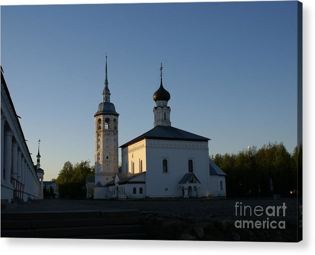 Suzdal Acrylic Print featuring the photograph Suzdal 36 by Padamvir Singh