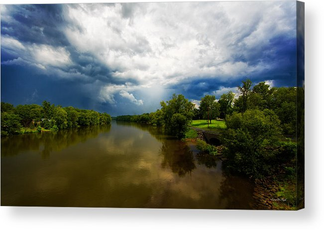 Storm Acrylic Print featuring the photograph After The Storm by Everet Regal