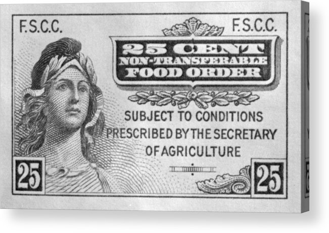 graphic relating to Printable Food Stamp Application identify Initially Foods Stamp Software Operated Acrylic Print