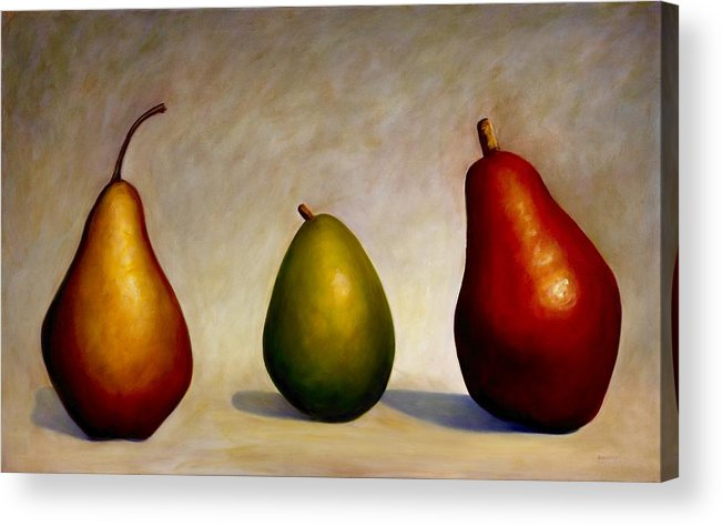 Still Life Acrylic Print featuring the painting In Repair by Shannon Grissom