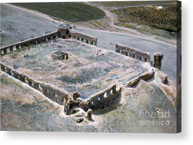 1950s Acrylic Print featuring the photograph Holy Land: Caravansary by Granger