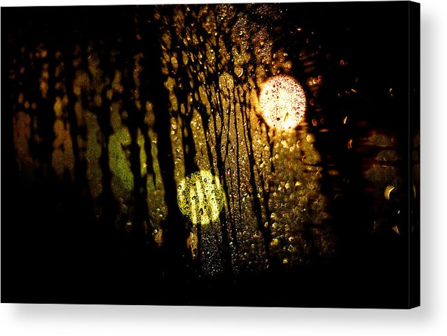 Digital Photography Acrylic Print featuring the photograph Untitled I by Tony Wood