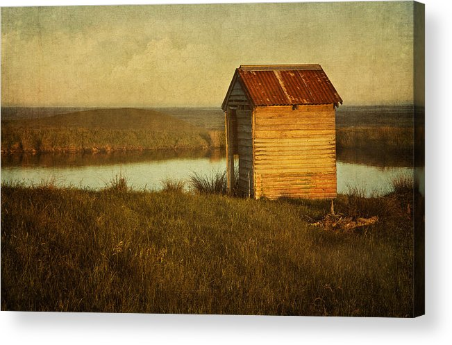 Shack Acrylic Print featuring the photograph Ramshackle by Amy Weiss