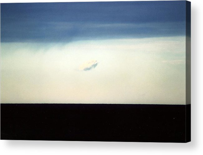 Landscape Acrylic Print featuring the photograph Horizontal Number 20 by Sandra Gottlieb