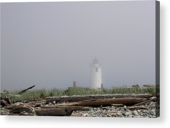 Lighthouse Acrylic Print featuring the photograph Lighthouse by Ty Nichols