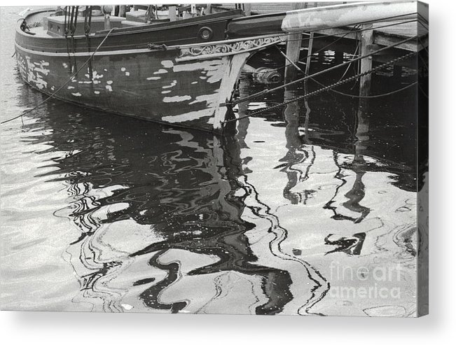 Mystic Acrylic Print featuring the photograph Mystic Reflections by Andrea Simon