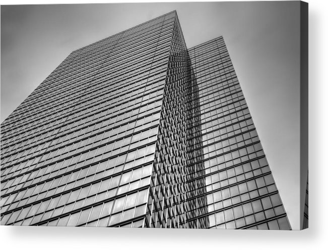 Rcouper Acrylic Print featuring the photograph Sky Scraper3 by Rick Couper