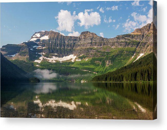 Alberta Acrylic Print featuring the photograph Canada, Alberta, Waterton Lakes by Jamie and Judy Wild