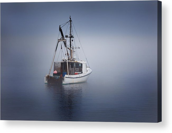 Cape Cod Acrylic Print featuring the photograph Lost by Bill Wakeley