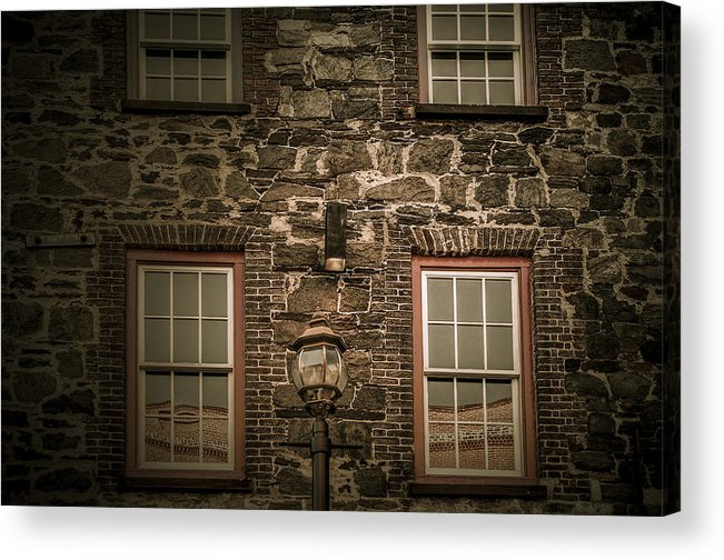 City Acrylic Print featuring the photograph Old Savannah by Mario Celzner