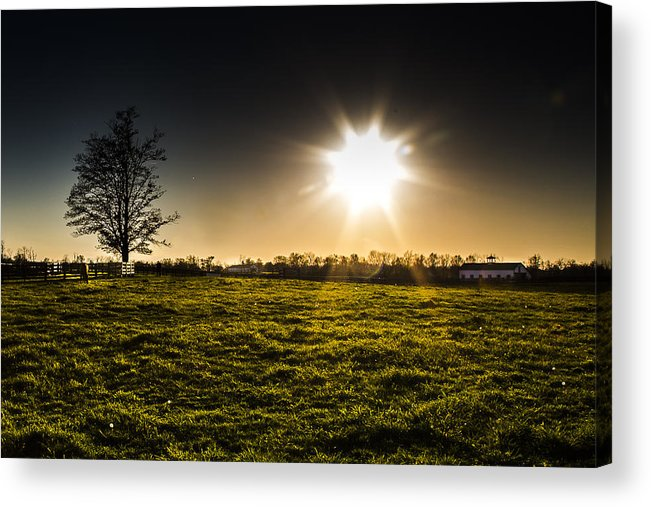 Air Acrylic Print featuring the photograph Passion by Jack R Perry