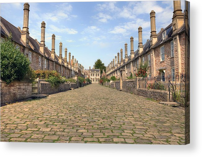 Wells Acrylic Print featuring the photograph Wells by Joana Kruse