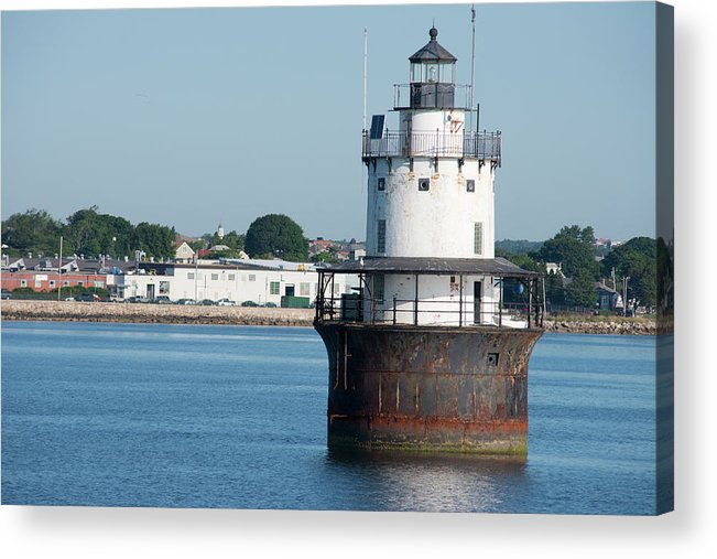 Atlantic Acrylic Print featuring the photograph Massachusetts, New Bedford by Cindy Miller Hopkins