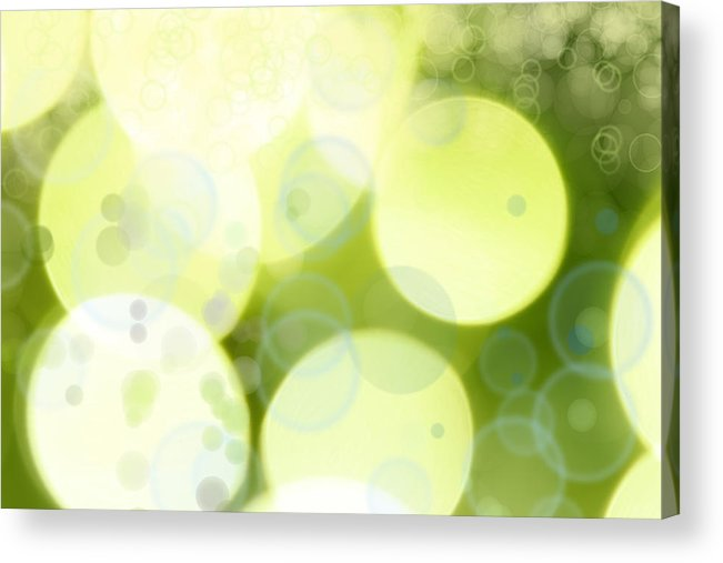 Backgrounds Acrylic Print featuring the photograph Abstract Background by Les Cunliffe
