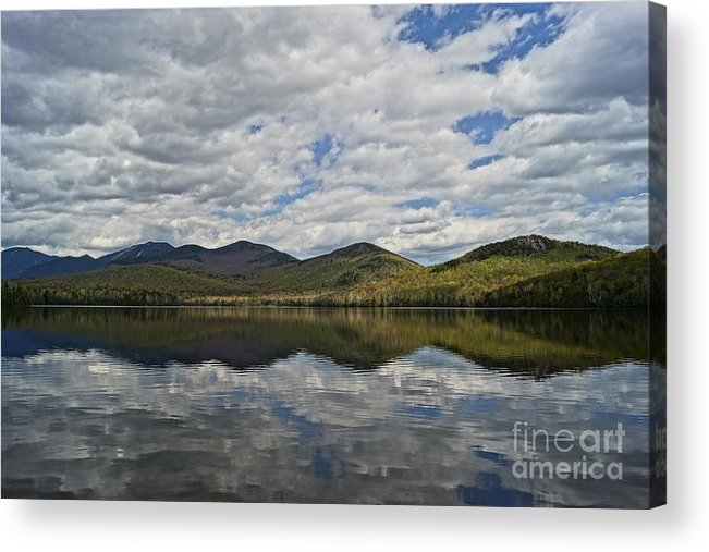 Lakes Acrylic Print featuring the photograph Elk Lake by Jeffery L Bowers
