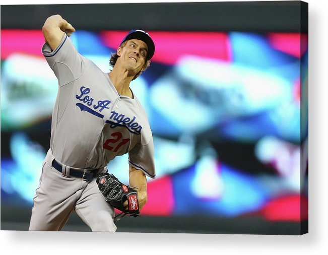 American League Baseball Acrylic Print featuring the photograph 85th Mlb All Star Game 7 by Elsa