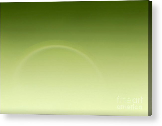 Raindrop Acrylic Print featuring the photograph C Ribet Orbscape 0223 by C Ribet