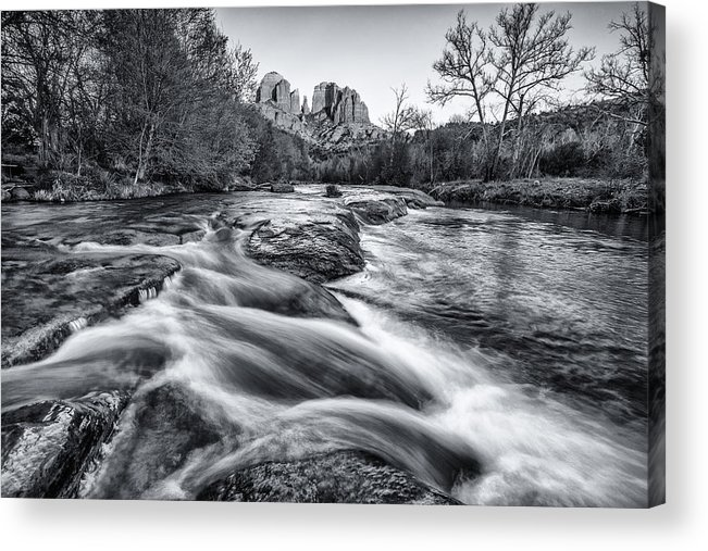 Sedona Acrylic Print featuring the photograph Classic Sedona by Darren White