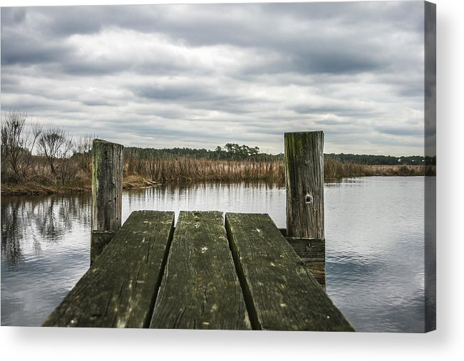 Landscape Acrylic Print featuring the photograph Clear View by Steven Taylor