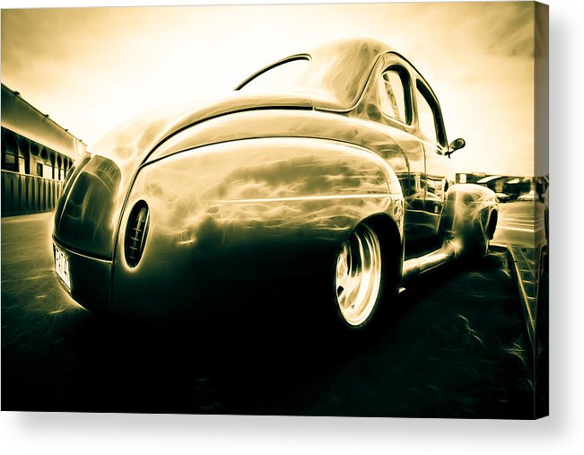 Ford Clubman Acrylic Print featuring the photograph Ford Clubman by Phil 'motography' Clark