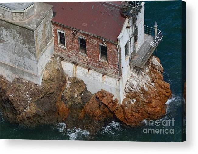 Ft. Baker Acrylic Print featuring the photograph Ft. Baker - Ca by Beth Sanders