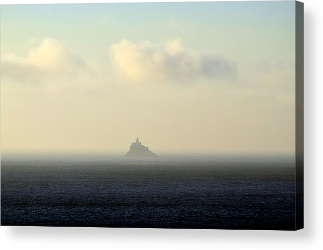 Oregon Acrylic Print featuring the photograph Tillamook Lighthouse by Jeri lyn Chevalier