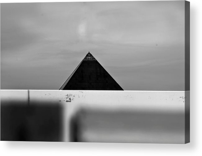 Shapes Acrylic Print featuring the photograph Luxor by Kevin Duke