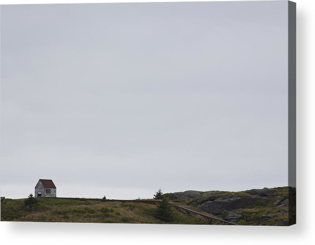 Manana Acrylic Print featuring the photograph Manana Shed by Jean Macaluso