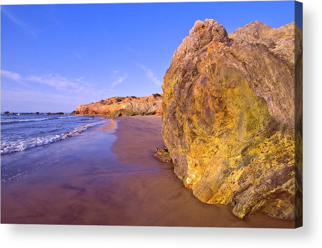 Tranquility Acrylic Print featuring the photograph Mexico, Gulf Of California, Baja by Dkar Images