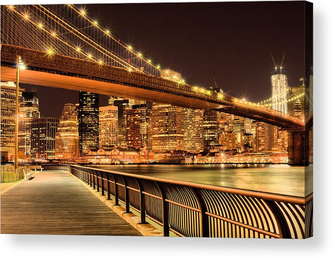 Obligatory Acrylic Print featuring the photograph Obligatory by JC Findley