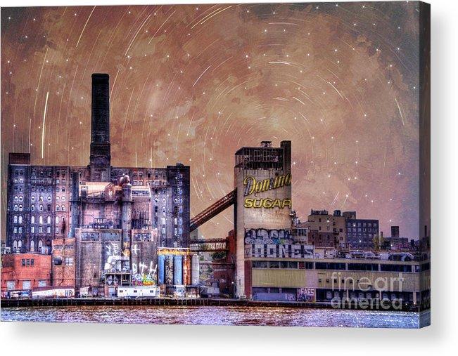Abandoned Acrylic Print featuring the photograph Sugar Shack by Juli Scalzi