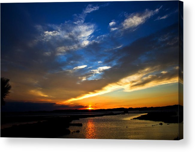 Photography Acrylic Print featuring the photograph Sunset by Tim Buisman