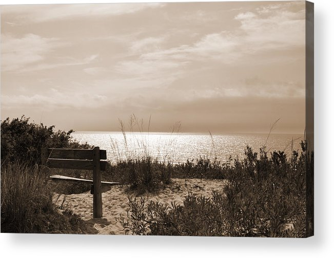 Photography Acrylic Print featuring the photograph Take A Moment by Sabrina Hall