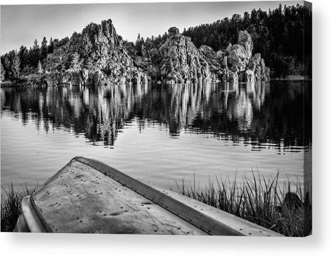 Landscape Acrylic Print featuring the photograph Three Sisters by Nathan Gingles