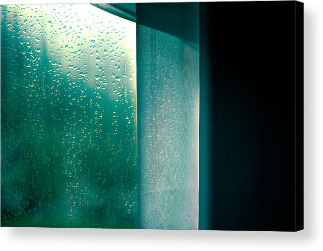 Abstract Acrylic Print featuring the photograph Wednesday In September by Bob Orsillo