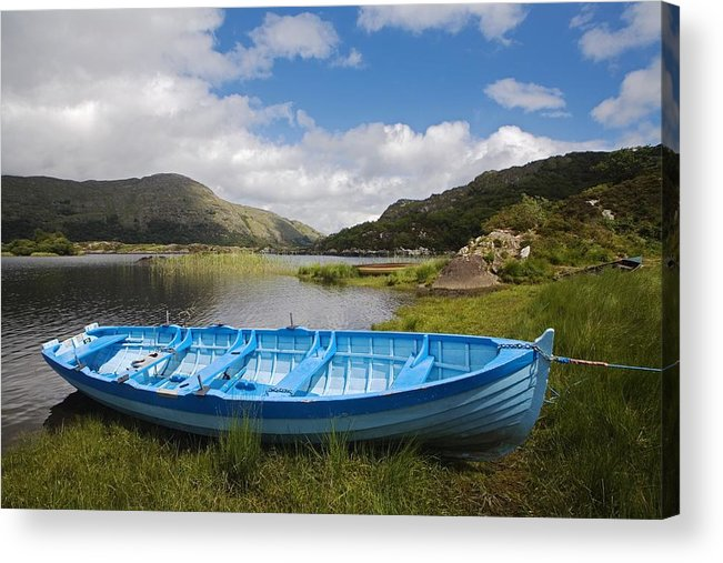 Biosphere Acrylic Print featuring the photograph Upper Lake, Killarney National Park by Richard Cummins