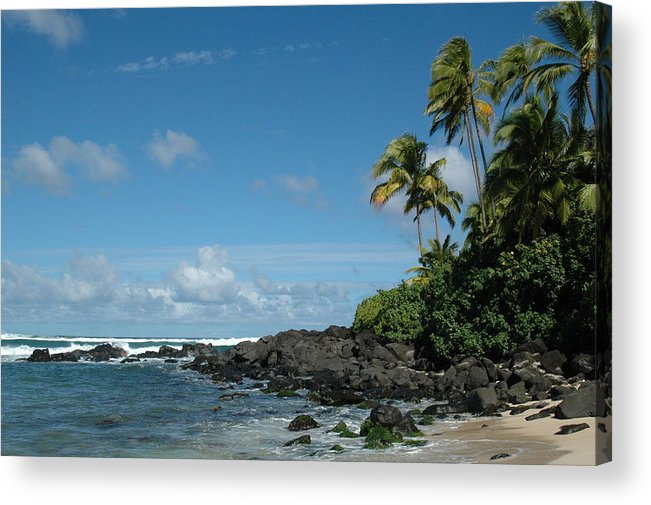 Hawaii Acrylic Print featuring the photograph Untitled by Kathy Schumann