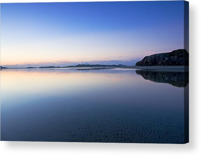 Attraction Acrylic Print featuring the photograph Bunbeg, County Donegal, Ireland Sunset by Peter McCabe