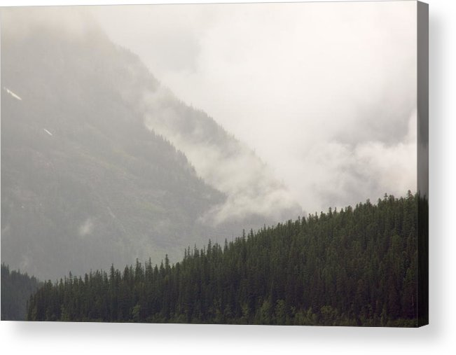 Landscape Acrylic Print featuring the photograph Clouds by Amanda Kiplinger