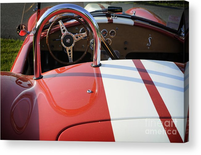 Cobra Acrylic Print featuring the photograph Cobra by Luke Moore