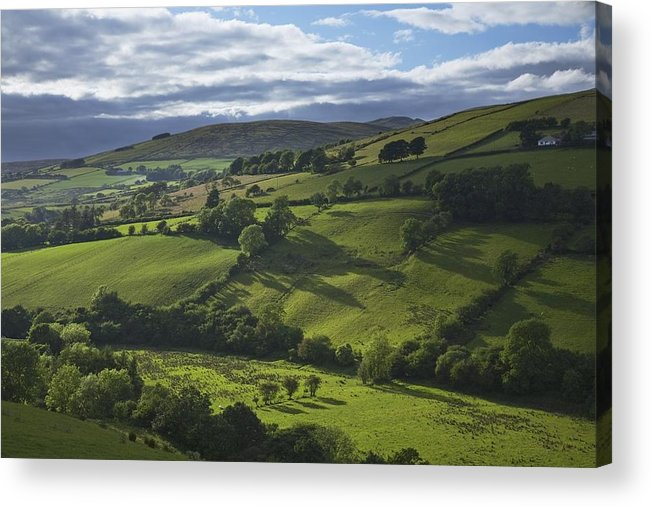 Mountain Acrylic Print featuring the photograph Glenelly Valley, County Tyrone by Gareth McCormack
