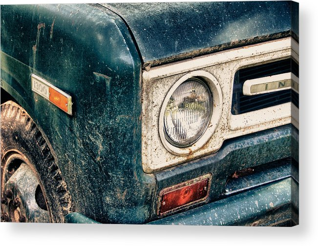 Truck Acrylic Print featuring the photograph International 1300 by Jarrod Erbe