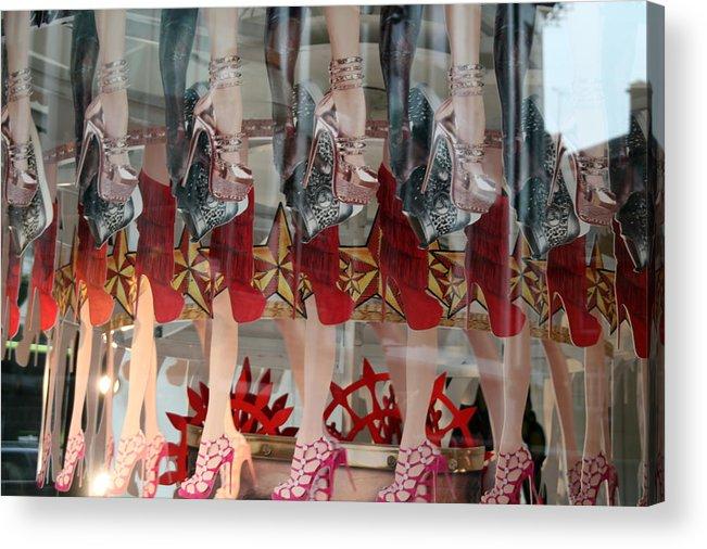 Jezcself Acrylic Print featuring the photograph Legs Legs Legs by Jez C Self