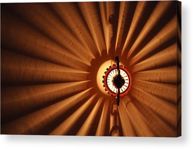 Light Acrylic Print featuring the photograph Light And Shadows by Alexa Alexandru-Michael
