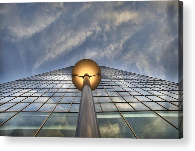 Looking Up Acrylic Print featuring the photograph Looking Up by Jim Pearson