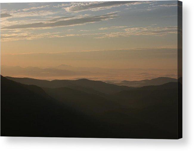 North Carolina Acrylic Print featuring the photograph North Carolina Sunrise by Stacy C Bottoms