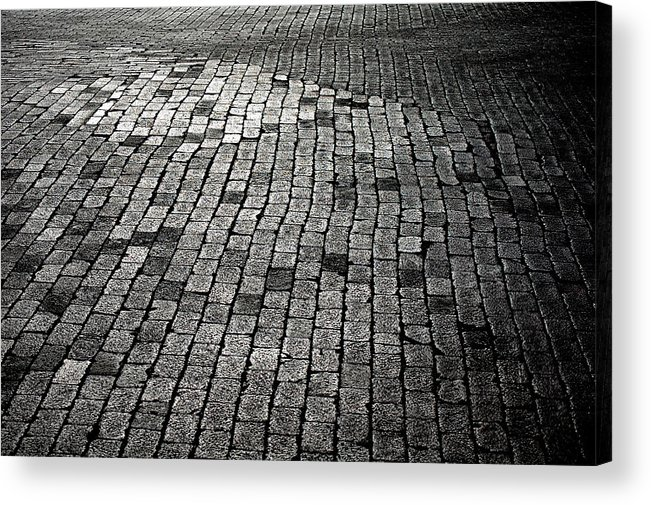 Brick Acrylic Print featuring the photograph Old Style by David Pike