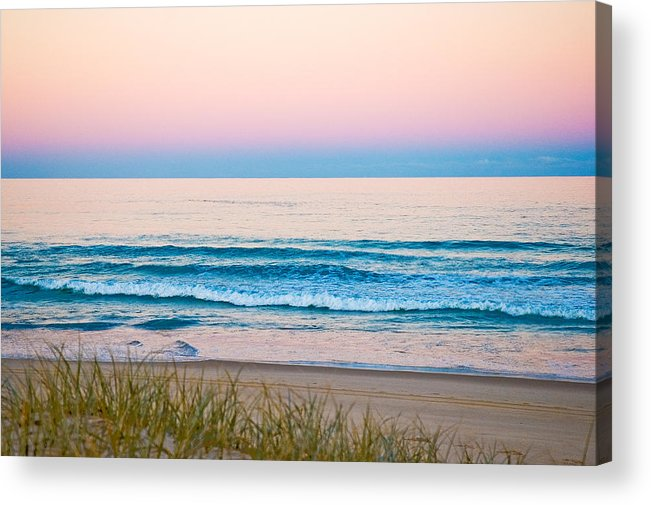 Beach Acrylic Print featuring the photograph Seven Mile Beach 5534 by Karl Bayer