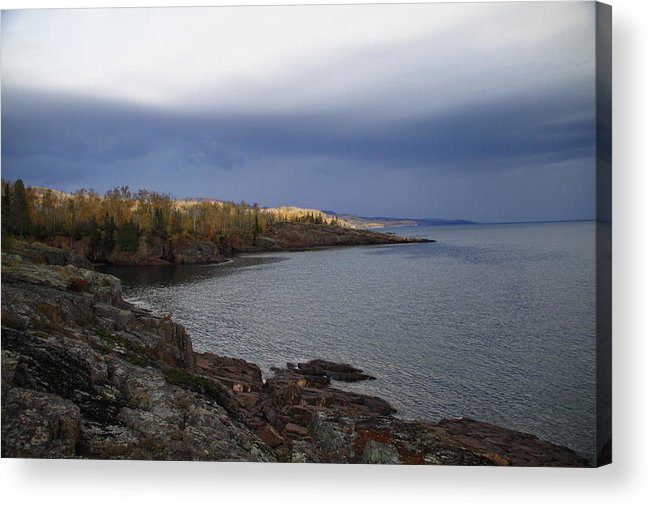 Photography Acrylic Print featuring the photograph Shovel Point by Joi Electa
